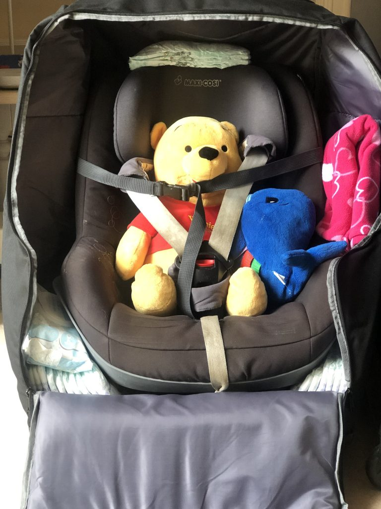 Hello Jolie Car Seat Bag Review