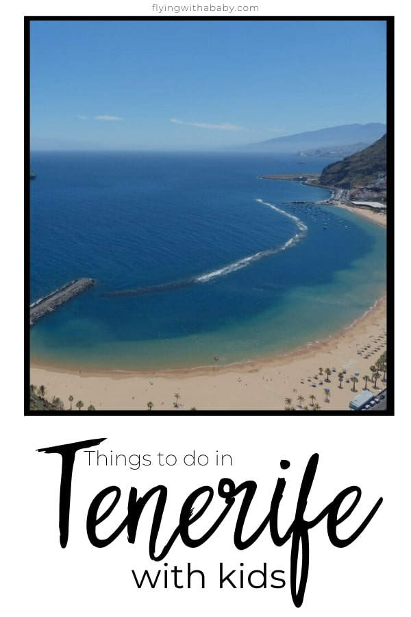 Things to do in Tenerife with kids - going on holiday to Tenerife? There's so much to do in Tenerife with kids - here are some ideas to start with! #tenerife #familytravel