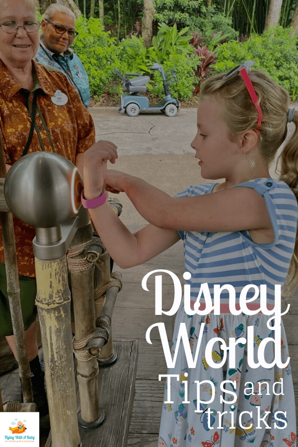 Disney World Tips and Tricks - the best tips for visiting Disney World! Tips for food and drink, parks, queuing, activities and much more. #disneytips #disneyvacation #familytravel #visitDisney