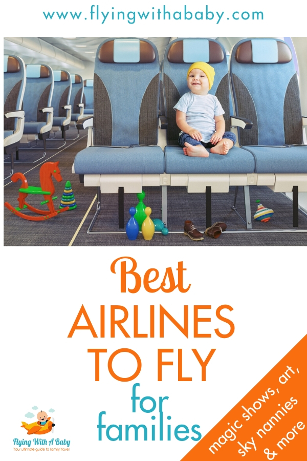 best airlines for families