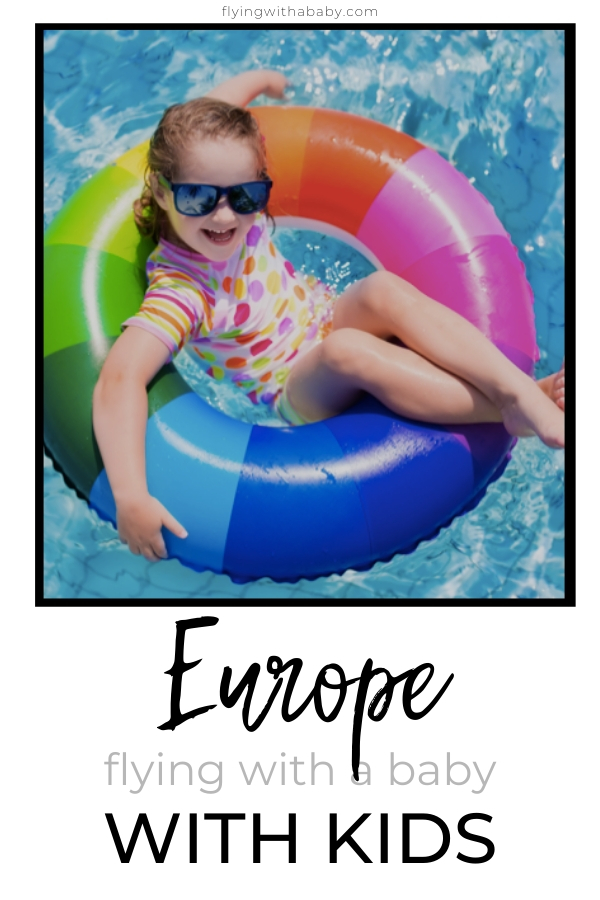 Europe with kids pinterest
