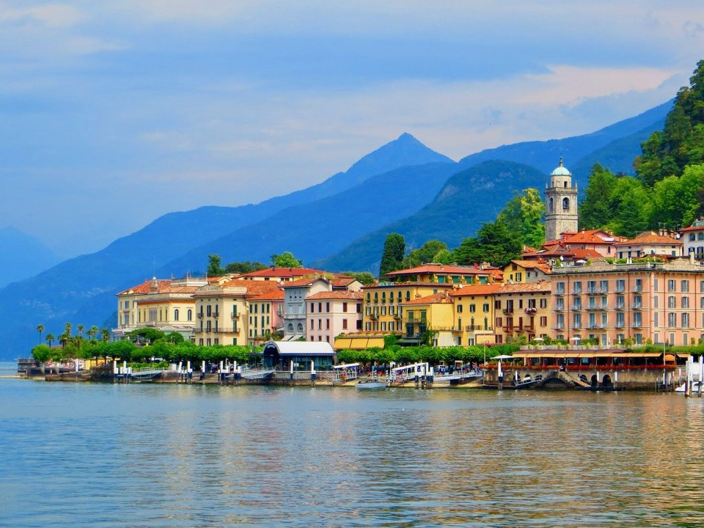 The Italian Lakes , Lake Maggiore