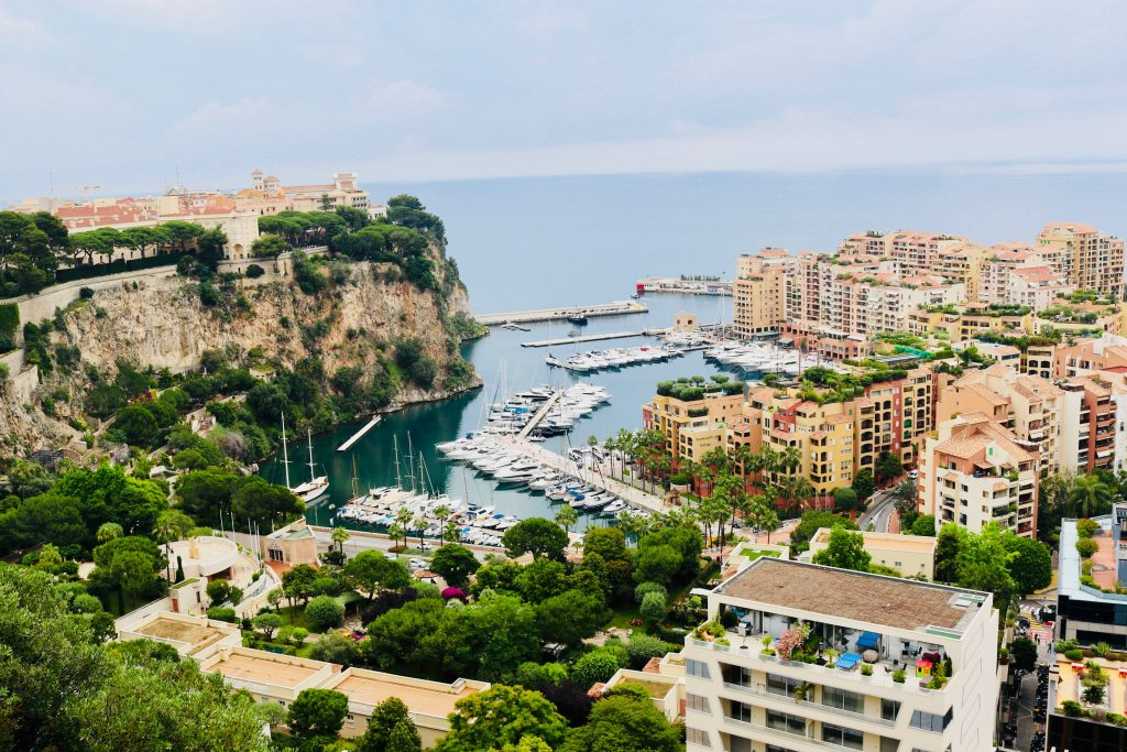 Luxurious Monaco in the South of France