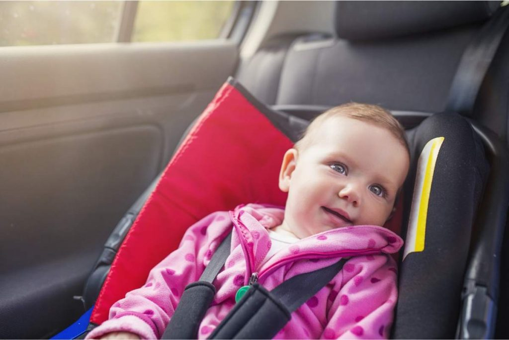 Road Trip With A Baby Tips & Activities
