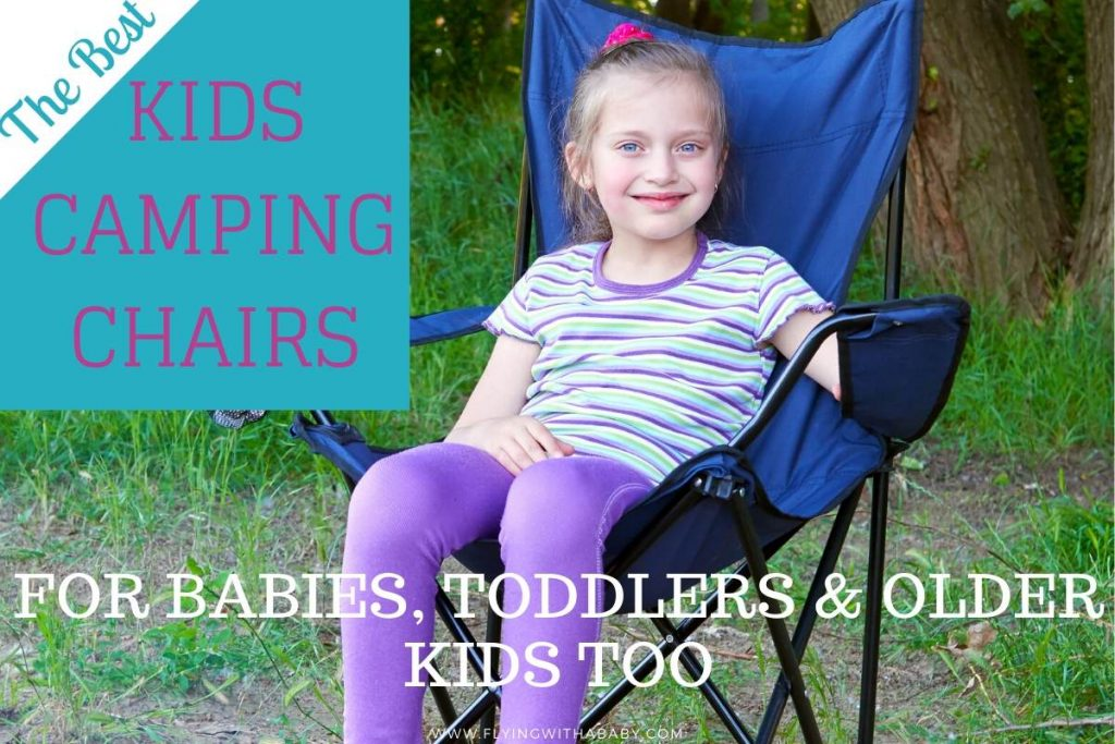 Camping chairs for kids