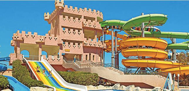 Club Calimera Akassia Swiss Resort water park