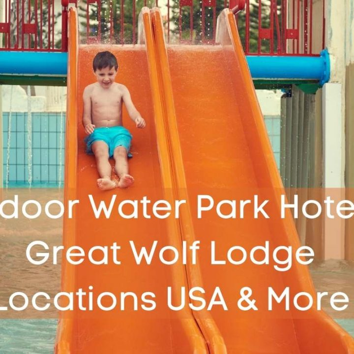 Indoor Water Parks Hotels - Great Wolf Lodge Locations & More