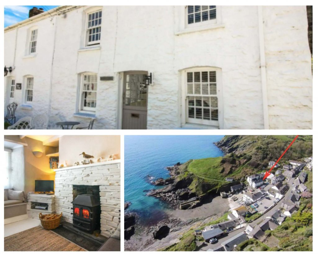 beach accommodation cornwall by the sea