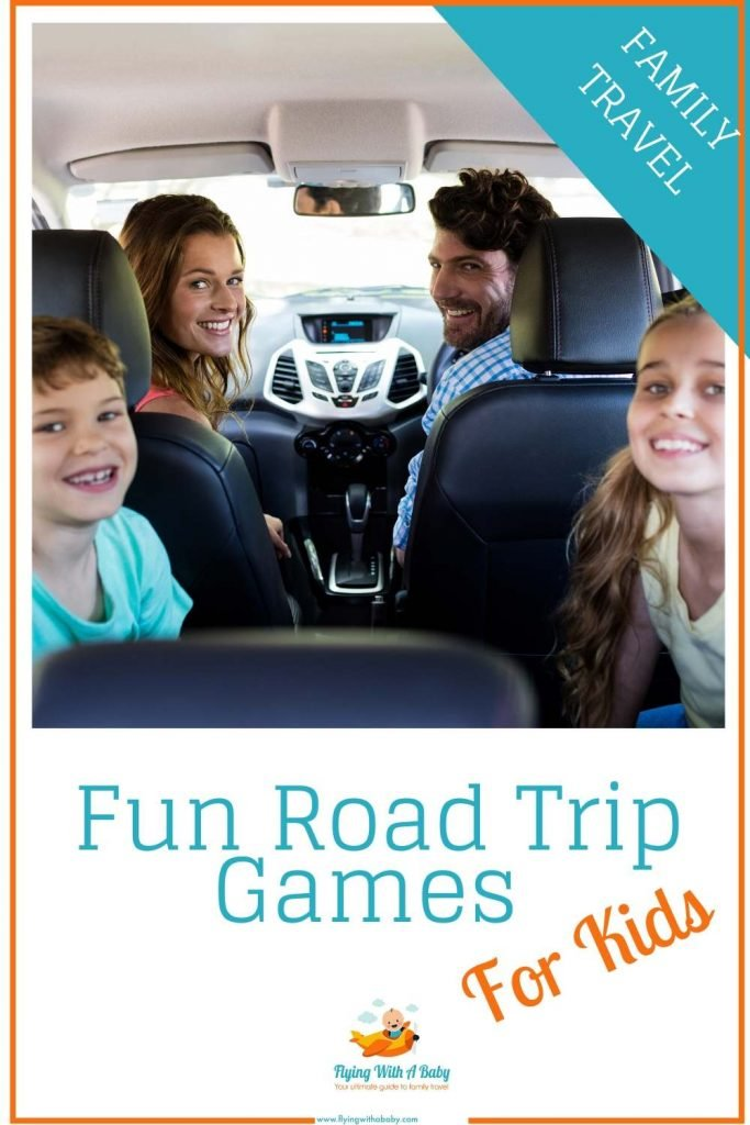 Fed up of 'I'm Bored'? These fun road trip games for families are full of car travel games for kids of all ages, that adults will enjoy too.