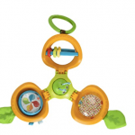 Tiny Love Explore and Play Apple travel toy open