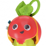 Tiny Love Explore and Play Apple travel toy closed