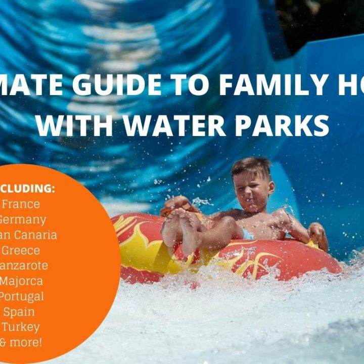 guide family hotels with waterparks