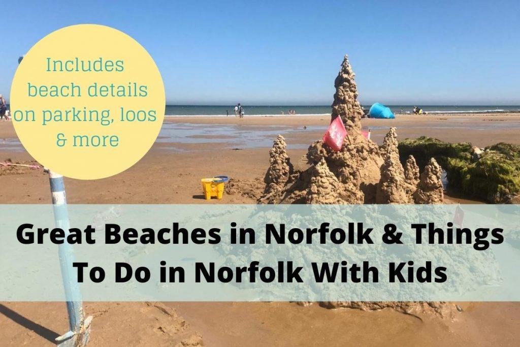 Great beaches in Norfolk