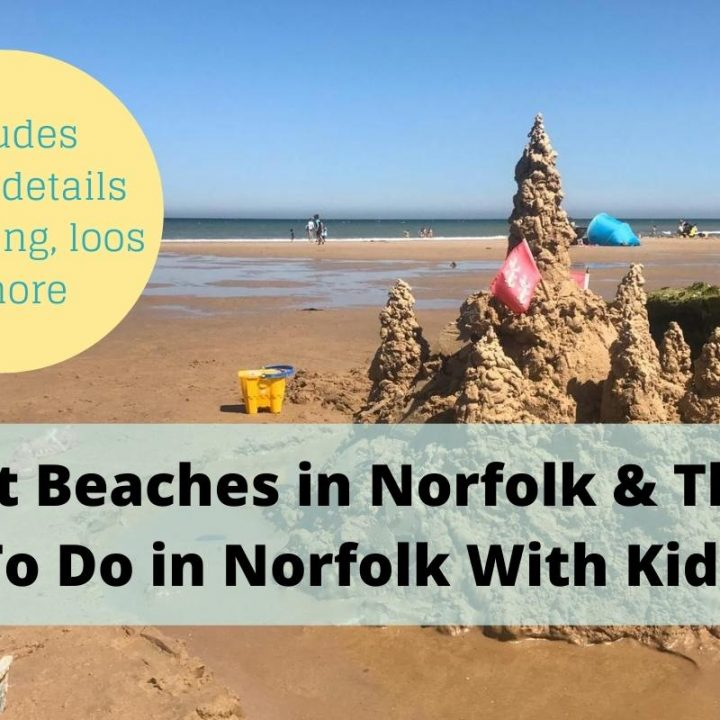 Great beaches in Norfolk