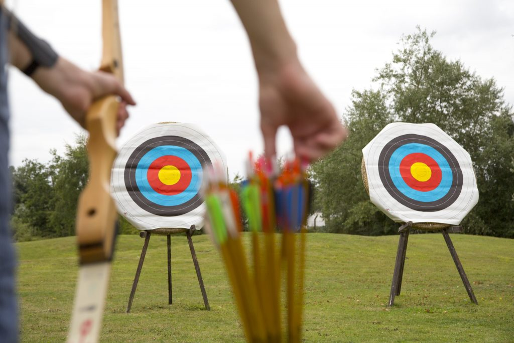 Tattershall Activities archery