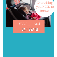 FAA approved car seats story cover
