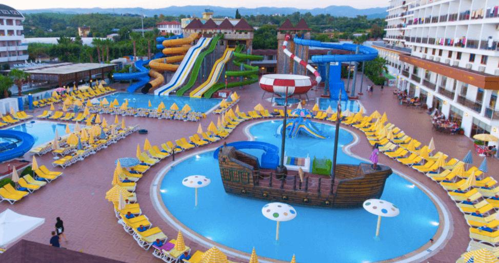 Eftalia Splash Resort Turkey