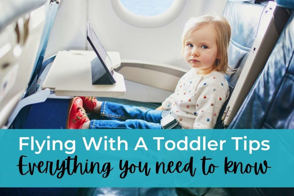 Flying With A Toddler Tips Everything you need to know