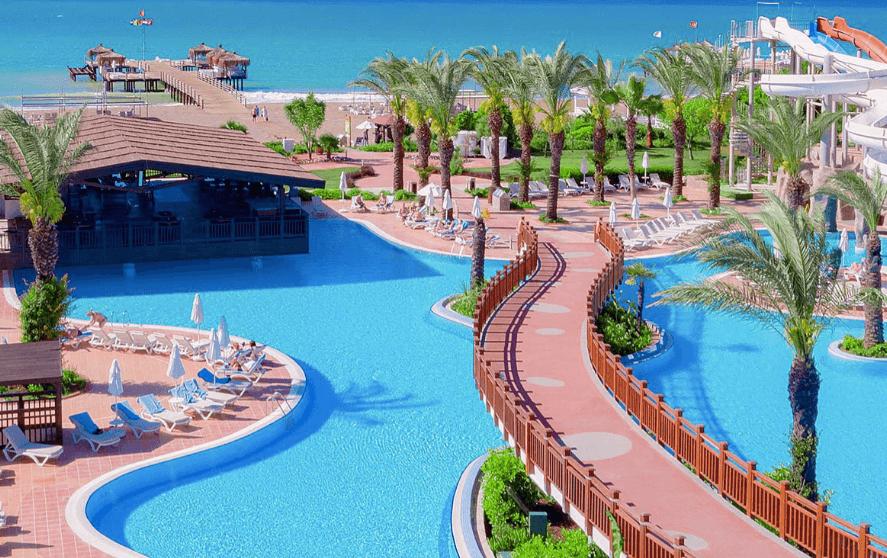 Liberty Hotels Lara Beach family resort Turkey
