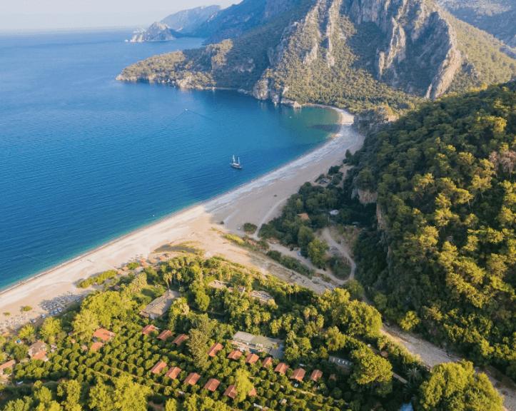 Olympus Lodge   Turkey