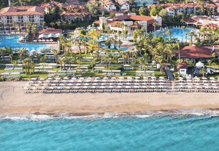 Paloma Grida Resort best family hotel Turkey