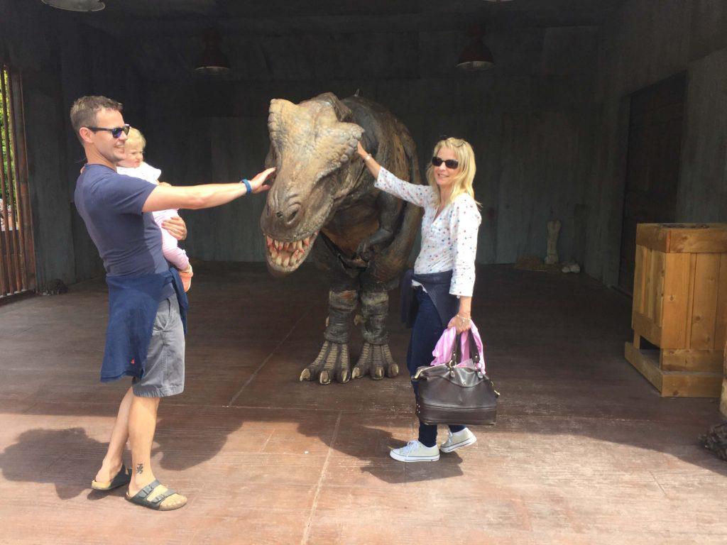 dinosaur encounter paultons park, Dinosaur Days Out