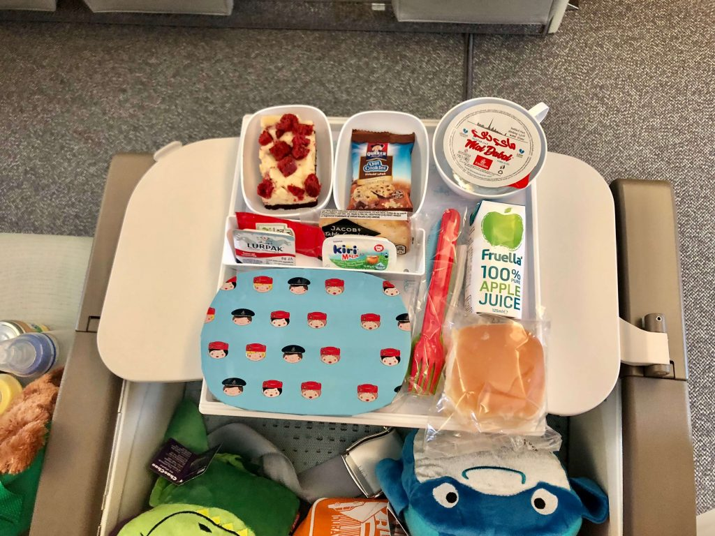 Emirates child meal