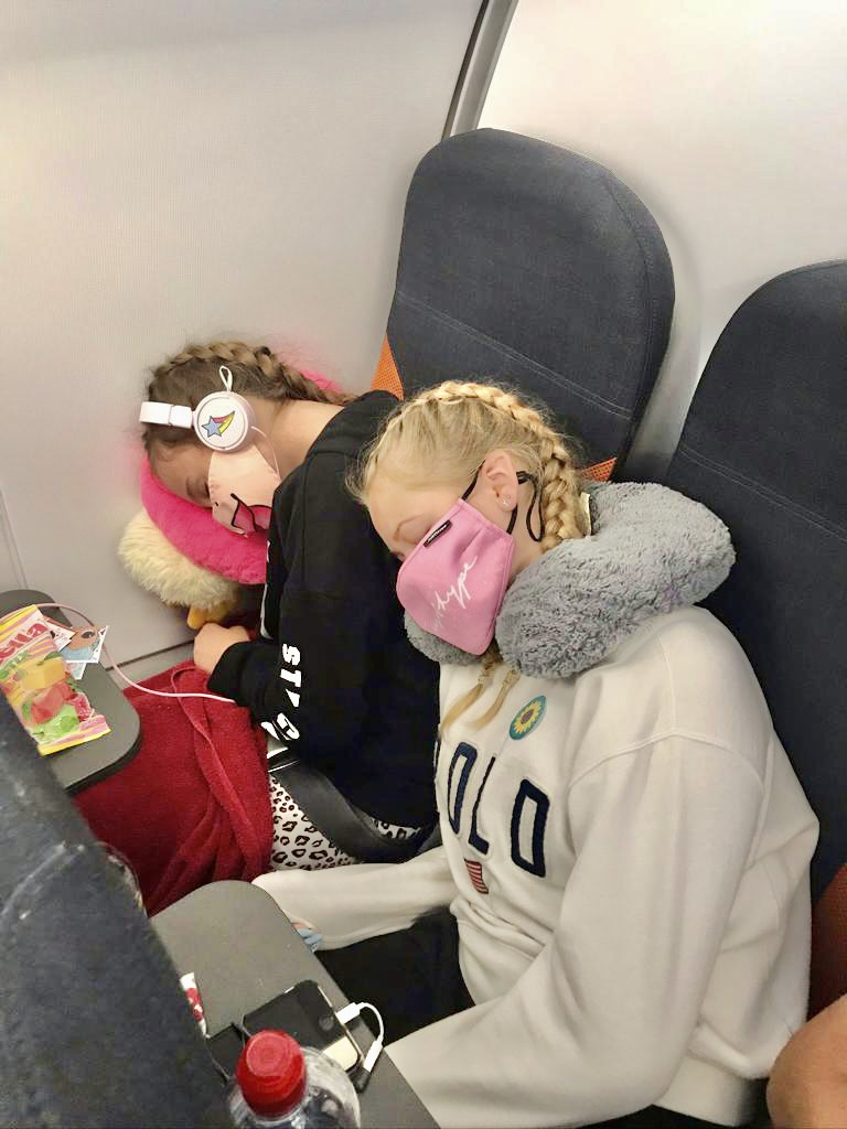 flying with kids with ADHD- Flying with Hidden Disabilities
