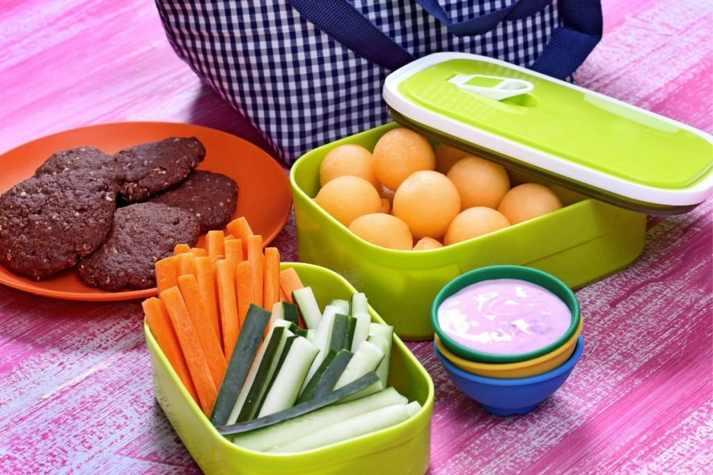 travel snacks for toddlers and baby led weaning