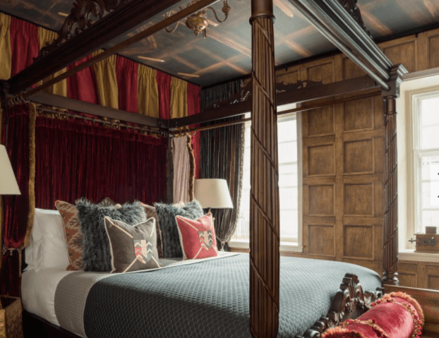 Harry Potter Themed Hotel in Scotland at Canongate