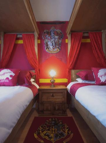 Draiocht (Magic) House, Harry Potter Themed accommodation