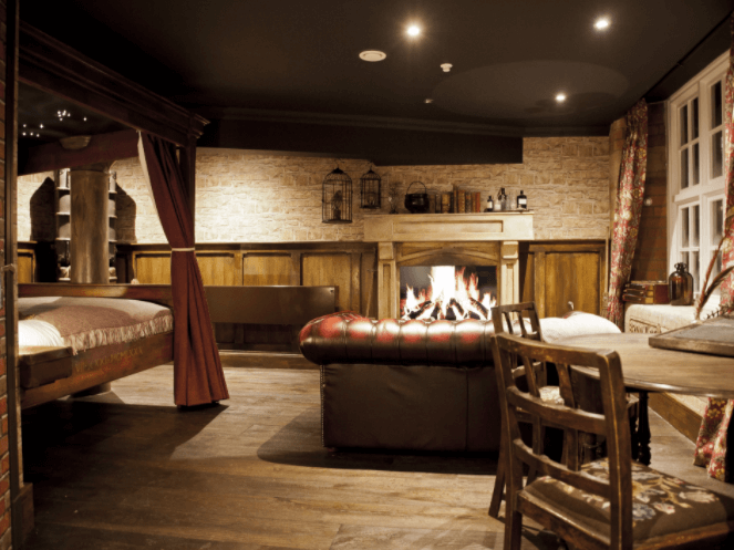 The Enchantment Chamber, harry potter themed accommodation, York