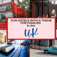 Hotels With A Theme For Families (UK)