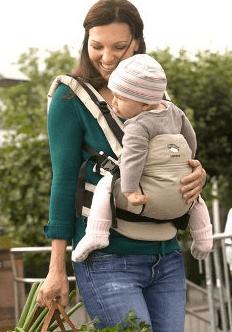 Manduca ergonomic baby carrier