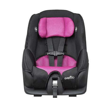 Evenflo Tribute FAA car seat