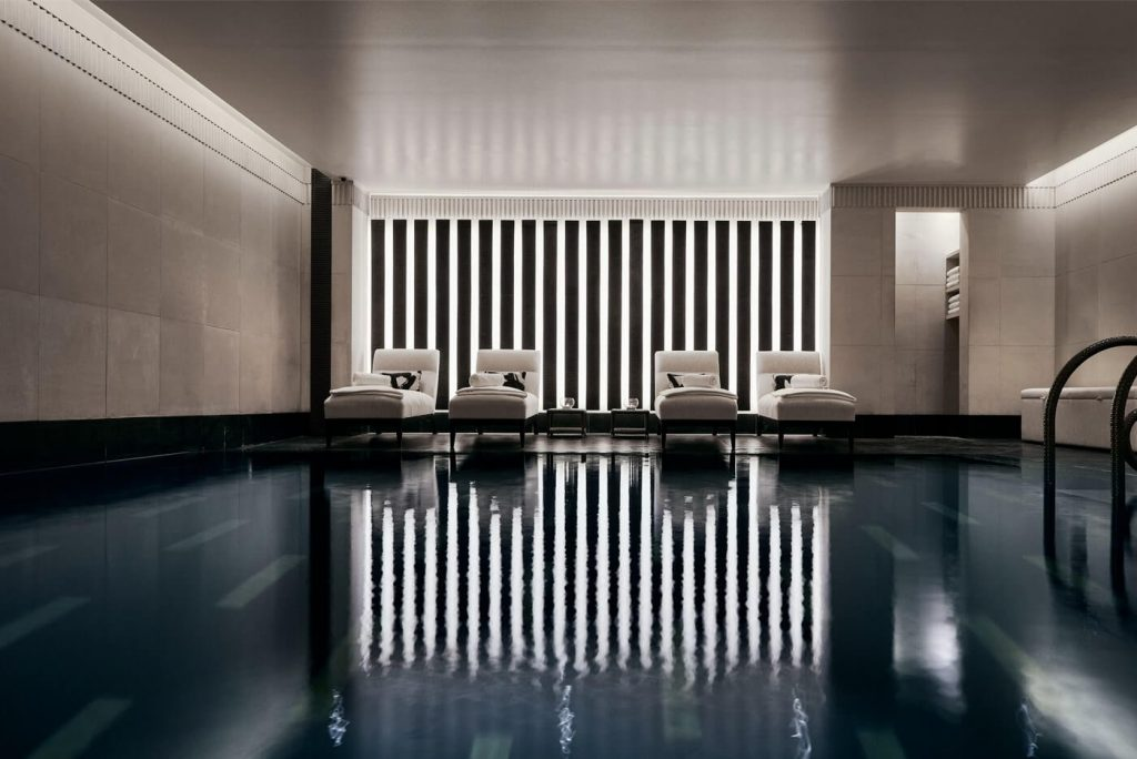 Best Indoor Hotel Pools For Kids In London - The Connaught