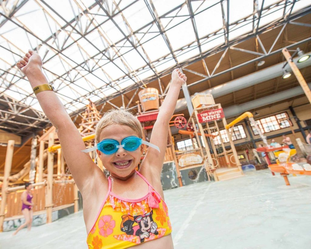 Morning Star Lodge at Silver Mountain Resort indoor pool one of the Best Indoor Hotel Pools For Kids In The USA