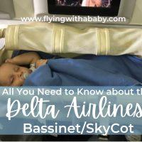 Delta Bassinet/Skycot