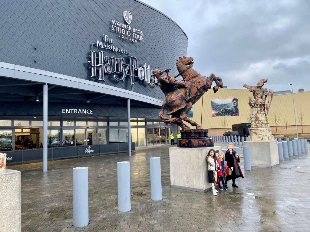 Harry Potter Studio (Warner Bros Studio Tour)